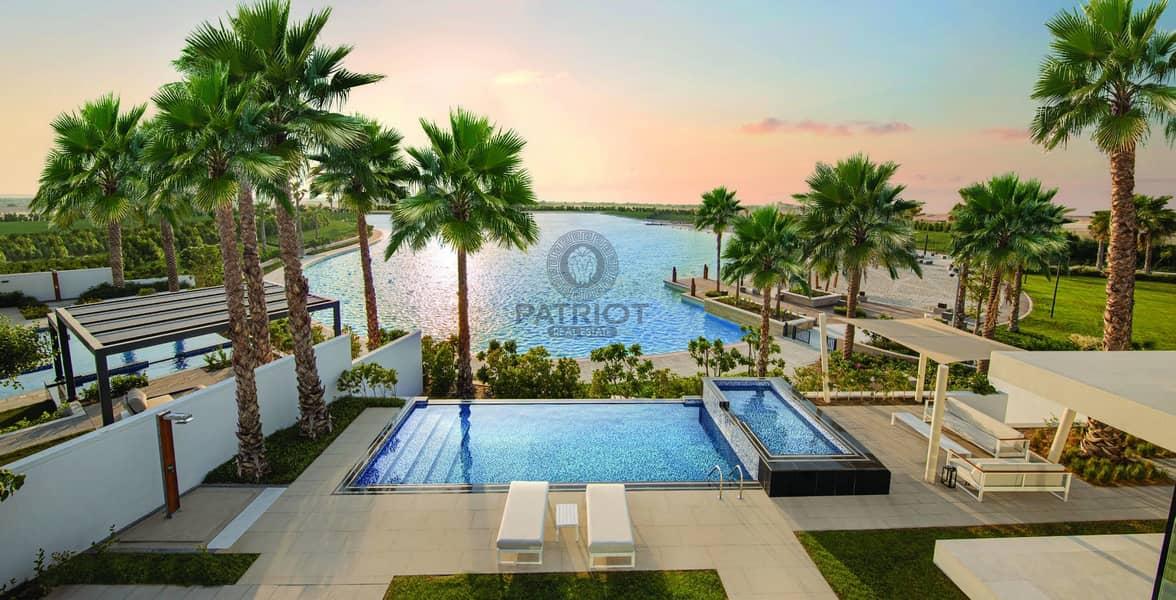 Live Near Lagoon | Luxury Living |3 Years Post Handover Payment Plan