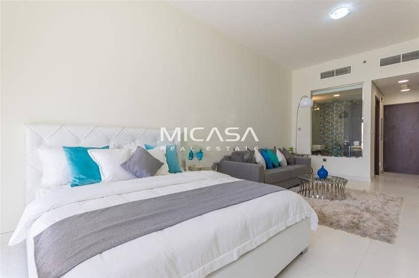 2 Breathtaking Full Sea View - Fully Furnished.