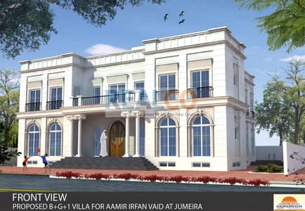 Super Luxury 8 Bedrooms Villa/Very Close to Beach/Available  for sale