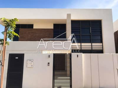 5 Bedroom Villa for Rent in Yas Island, Abu Dhabi - Space and Style In A Sophisticated Package | Type H