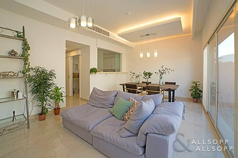 2 Al Andalus | 2 Bedrooms | Backing Plaza