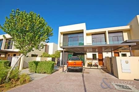 فیلا 5 غرف نوم للبيع في داماك هيلز (أكويا من داماك)، دبي - 5 Bed TH-D | Close to Pool | Landscaped