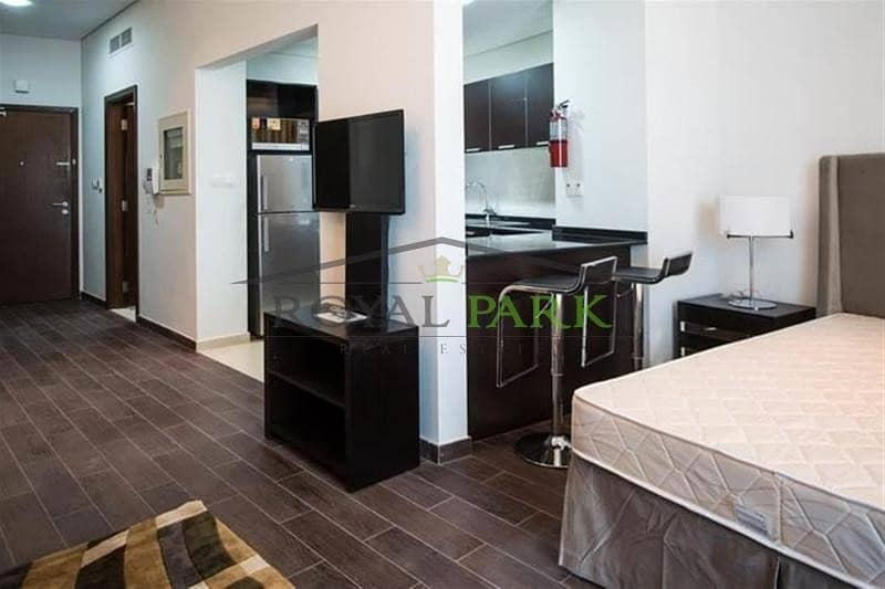 Cozy Fully Furnished 1BR Matrix Tower 55k