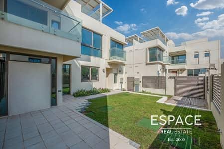 فیلا 4 غرف نوم للايجار في المدينة المستدامة، دبي - Eco Living - Quality Finishing - 4 Chqs