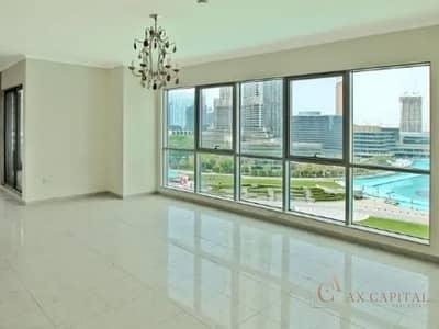 فلیٹ 3 غرف نوم للبيع في وسط مدينة دبي، دبي - 3 Bedroom + Maids I 02 Series I The Residences 1