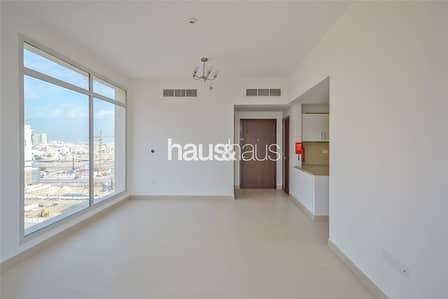 2 Bedroom Apartment for Rent in Al Hudaiba, Dubai - 1 Month Free | Burj Khalifa & Sea Views