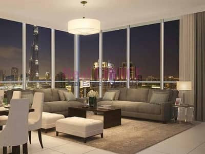 A Lovely 1BR Apartment in Downtown Dubai