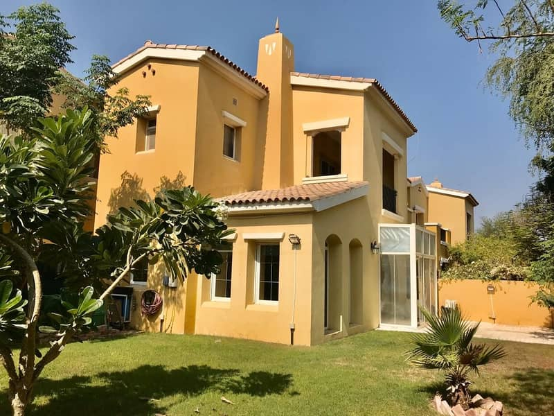 Upscale 2 Bed Room Villa With Study Room @ 120K