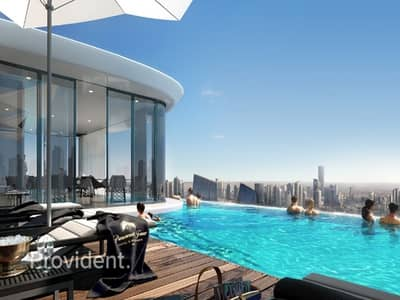 Hotel Apartment for Sale in Business Bay, Dubai - 3-Year 10% Guaranteed Net Returns | No Commission
