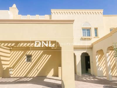 3 Bedroom Villa for Rent in The Springs, Dubai - Single Row | 3BR + Maid's | Type 3M