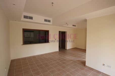 2 Bedroom Apartment for Rent in Mirdif, Dubai - Ground floor big 2BR Apartment with huge terrace