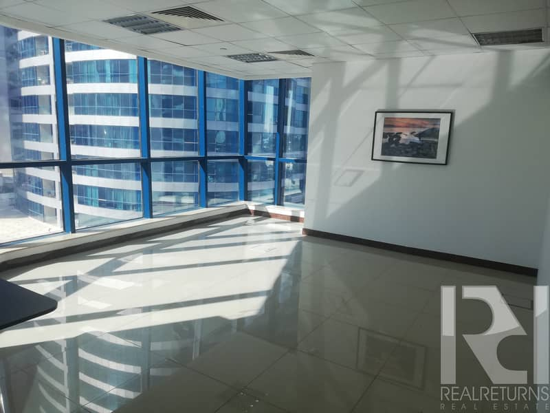 Ready to move in office for rent near the Metro