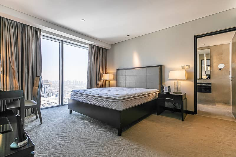 Exclusive 1 Bed Apartment in Dubai Marina