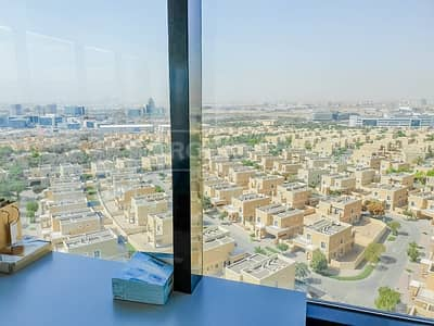 Office for Sale in Dubai Silicon Oasis, Dubai - Fitted | Glass Partitioned | Office | Silicon Oasis