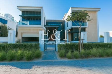فیلا 7 غرف نوم للبيع في دبي هيلز استيت، دبي - Contemporary Style  | Community view | Corner plot