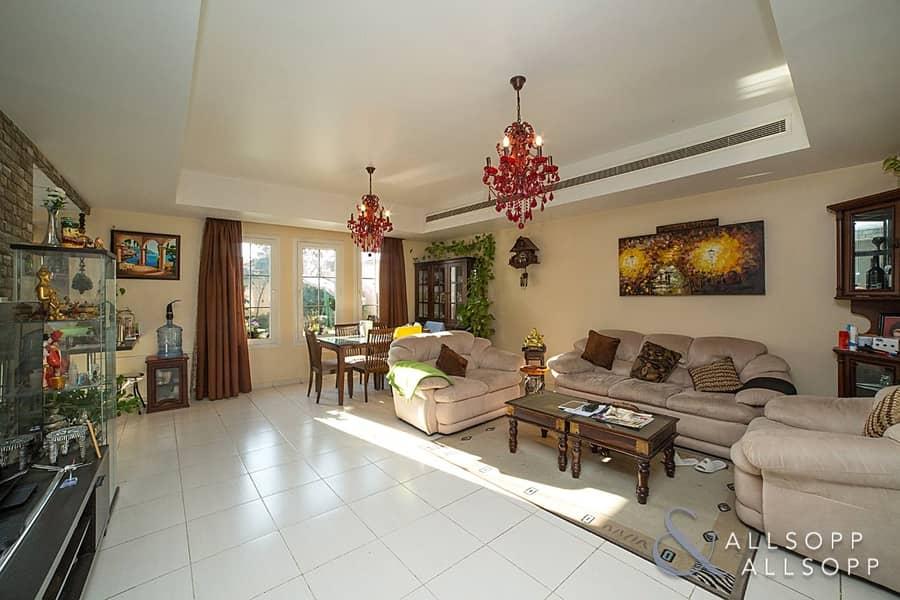 2 3 Bedrooms   Single Row   Extended Villa