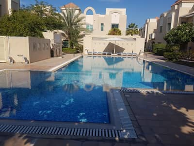 5 Bedroom Villa for Rent in Al Barsha, Dubai - Spacious 5 BHK Compound Villa With Maids Room and All Facilities