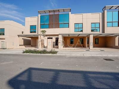 4 Bedroom Townhouse for Sale in Meydan City, Dubai - Best Deal | Superb Corner Unit | Single Row