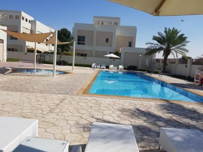 3 Bedroom Villa for Rent in Al Barsha, Dubai - Limited Offer_Spacious 3 BHK Compound Villa With All Facilities