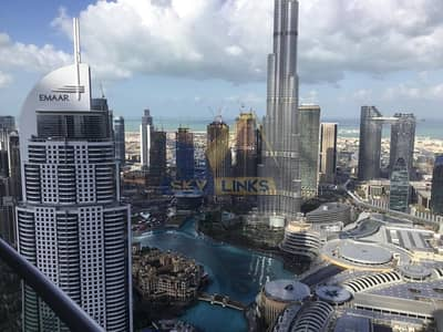 3 Bedroom Hotel Apartment for Rent in Downtown Dubai, Dubai - Exclusive  3 Bedroom Apartment For Rent