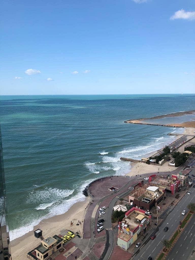 FULL SEA VIEW AJMAN CORNICHE RESIDENCE