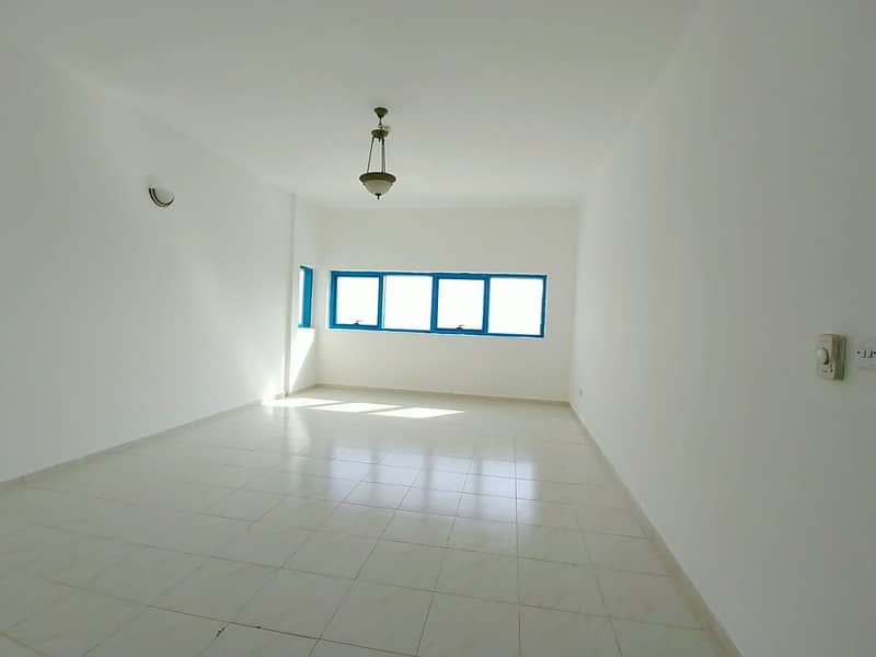 Near Metro St 3 BR Apartment _ Master Bed  ,  Maid Room  _ Rent 60k, 65K