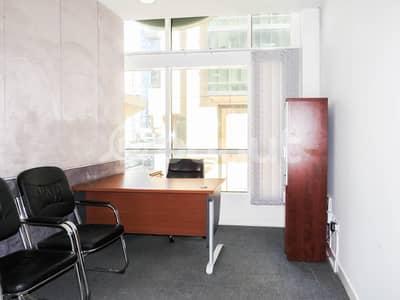 مکتب  للايجار في الخالدية، أبوظبي - Looking for Office Space | Starting from AED 1