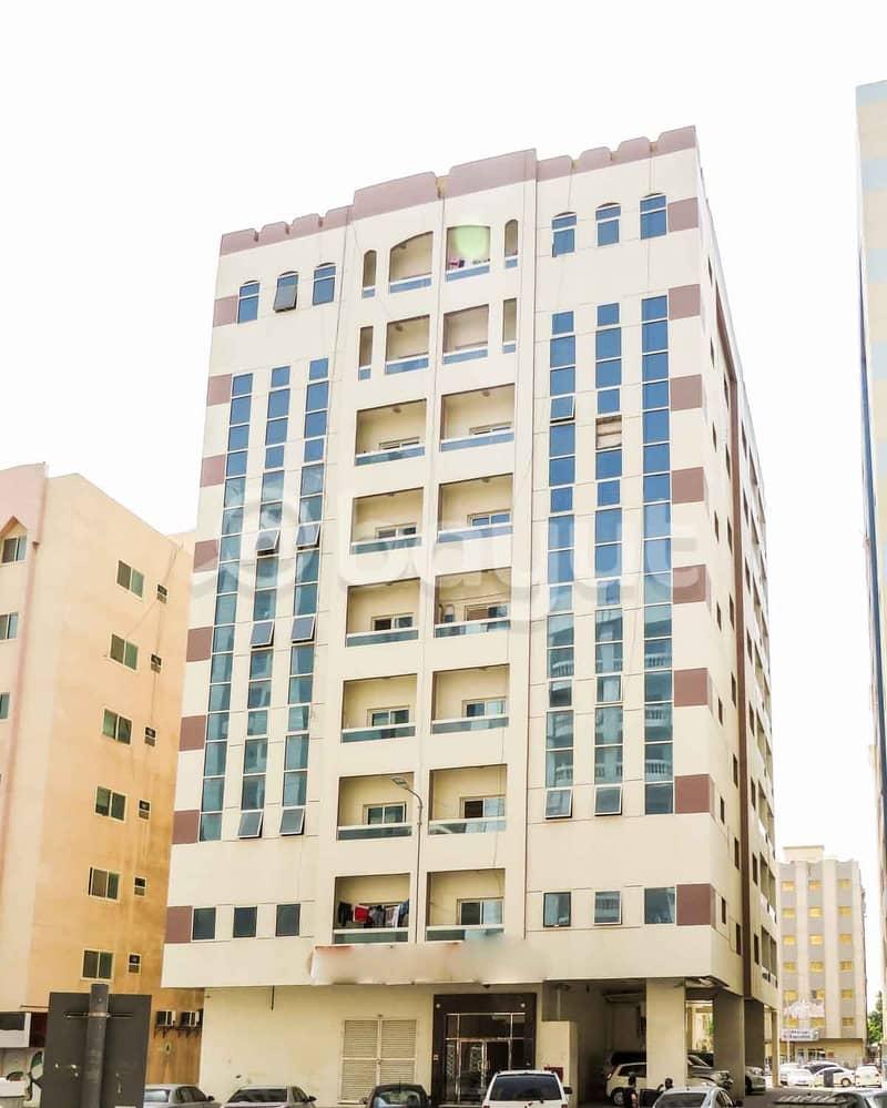 شقة 2 غرفة  وصالة مساحة واسعة موقع مميز