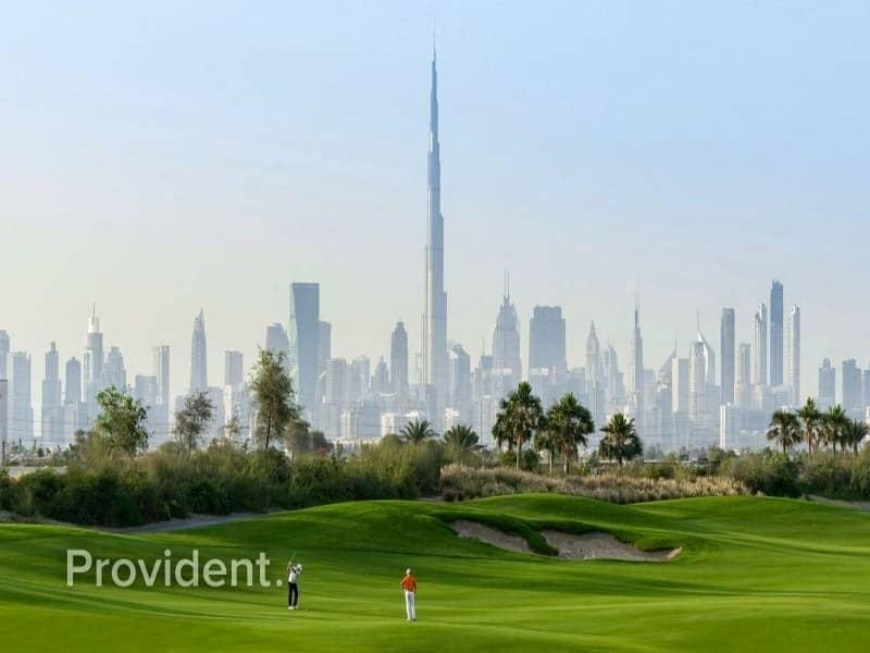 2 Golf-Side Location | 0% DLD Fee | 0% Agency Fee