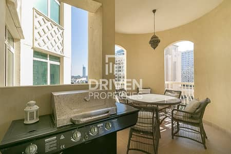 2 Bedroom Flat for Sale in Palm Jumeirah, Dubai - Beautiful Park View  | Investment | F type