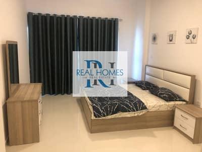 فلیٹ 1 غرفة نوم للايجار في قرية جميرا الدائرية، دبي - 1 Bedroom with Laundry! Fully Furnished! DEWA Connected 5500 Per Month