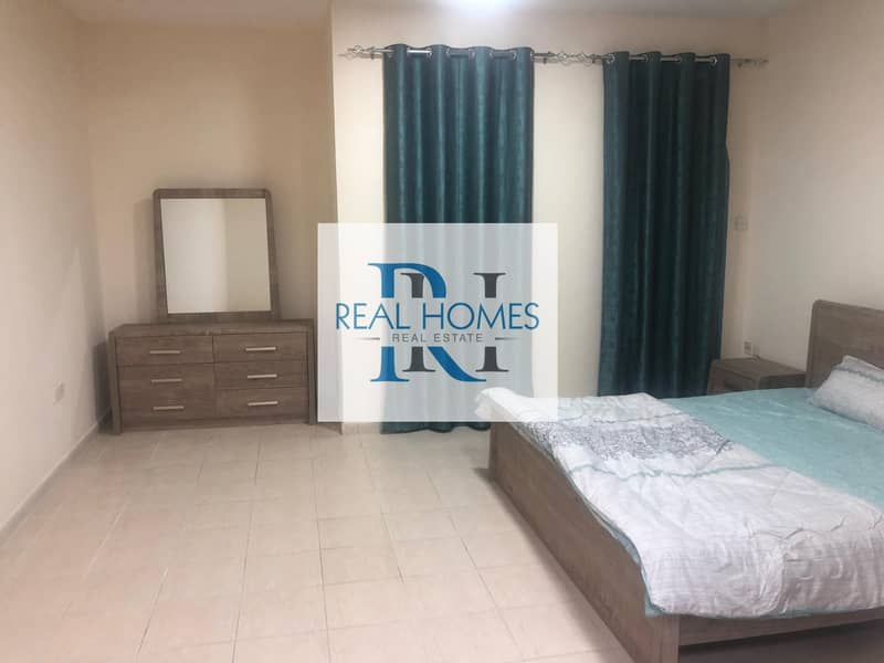 2 Lovely Furnished Studio! With Balcony! Monthly 2700