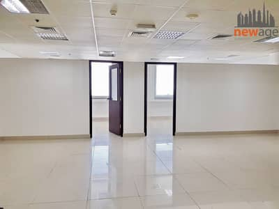 Office for Rent in Dubai Silicon Oasis, Dubai - Fitted Office for RENT in Le Solarium Tower - DSO