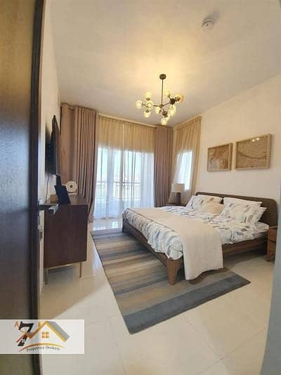 2 DLD 100% waiver! 3BR Maids just OPPOSITE of Silicon Oasis  with 6 years payment plan