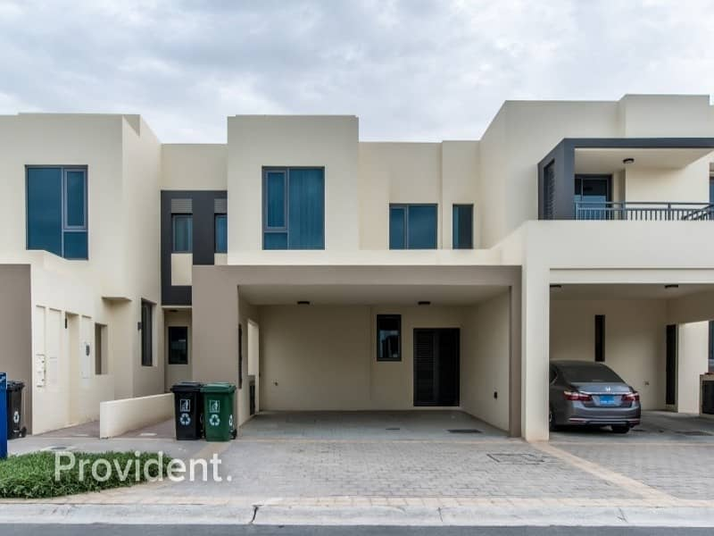 4-Bedroom Middle Unit for Rent | Behind the Park