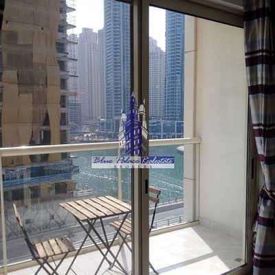 شقة 2 غرفة نوم للبيع في دبي مارينا، دبي - Marina Tower/ 2 Br+study/Partial marina View