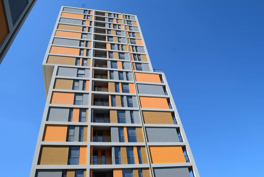 Ready to Move in 1 Bed Apt in Afnan Midtown   Open Layout