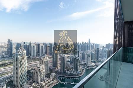 فلیٹ 2 غرفة نوم للبيع في دبي مارينا، دبي - Buy Luxurious 2BR Apartment in Dubai Marina   High Floor with Stunning Marina View   Prime Location