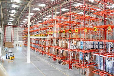 Big  Fully Fitted Warehouse in Jebel Ali Free Zone