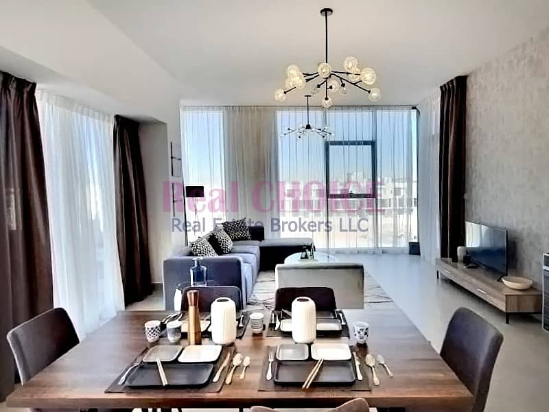 2 3BR Plus Maid Apartment|Vacant and Brand New