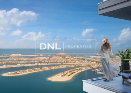 3 Bedroom Flat for Sale in Dubai Harbour, Dubai - 60/40 Post Handover Payment Plan | Profitable Investment