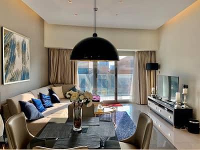 شقة 2 غرفة نوم للايجار في الخليج التجاري، دبي - شقة في ماجيستسن ألور الخليج التجاري 2 غرف 100000 درهم - 4488964