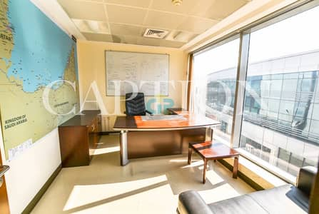 Office for Rent in Sheikh Zayed Road, Dubai - FURNISHED