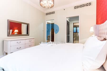 2 Bedroom Flat for Rent in Downtown Dubai, Dubai - THE BEST VIEW IN AL BAHAR . FULLY FURNISHED