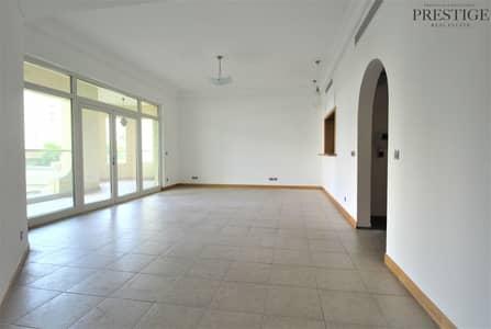 شقة 2 غرفة نوم للايجار في نخلة جميرا، دبي - 2 Bed + Maid   Near to Nakheel Mall