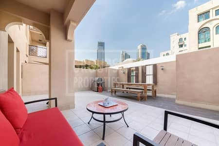 1 Bedroom Flat for Rent in Old Town, Dubai - 1 Bed Apartment for Rent in Downtown Dubai