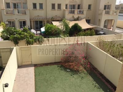 2 Bedroom Townhouse for Rent in The Springs, Dubai - Gorgeous 2 Bed Villa for Rent Type 4E in Springs 5