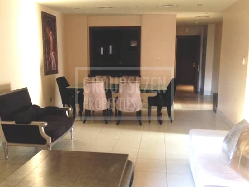 Only one of its kind 2 BR Apartment for Rent