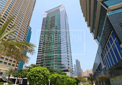 Large 1 Bed Apartment for Rent Lake view in JLT