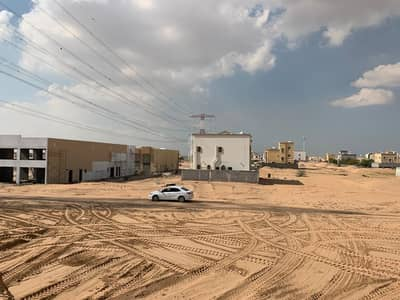 Plot for Sale in Al Yasmeen, Ajman - Residential land for sale in Ajman Jasmine on Al-Zubair Street Street directly available all services. .